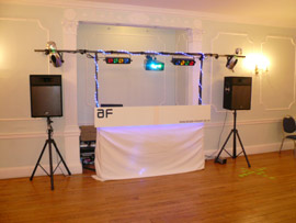 Audio Fusion Mobile Dj In Canterbury Kent